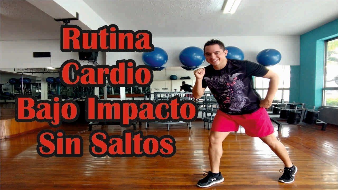 cardio con saltos alto impacto 20 minutos intensos para adelgazar