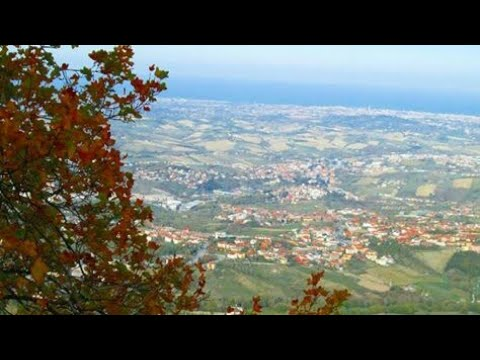 Travel video: Rimini city & San Marino