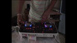 Dj VikramB - Moombahton Mix 1 on Pioneer DDJ-ERGO