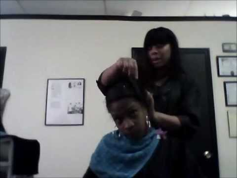 How To Do A DOMINICAN BLOWOUT  (Salon Talk Part 2)