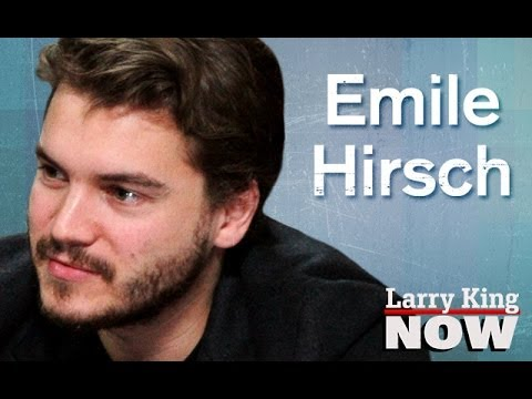 Emile Hirsch on Larry King Now  Ora TV