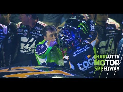 Bowyer and Newman go at it on pit road after All-Star Race – NASCAR