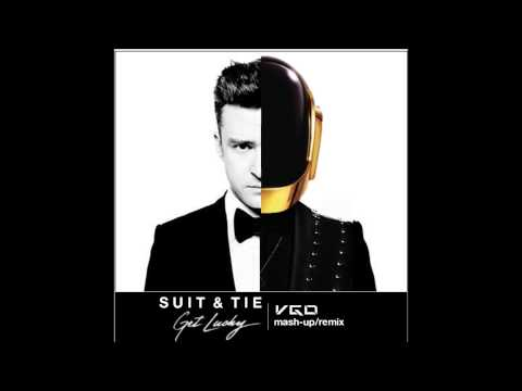 Suit & Tie x Get Lucky (VGo Mash-Up Remix)