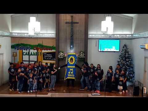 Psalty's Christmas Calamity - FIX IT - Marikina United Methodist Church Children's Choir
