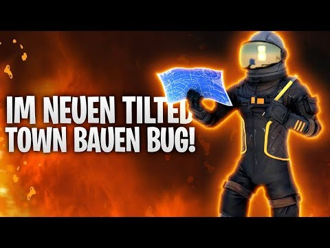 IN TILTED TOWN BAUEN BUG! 🤠 | Fortnite: Battle Royale