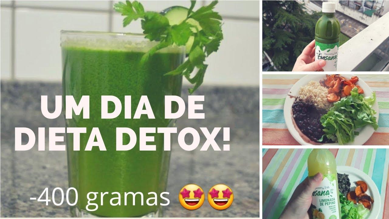 Dieta detox 1 dia