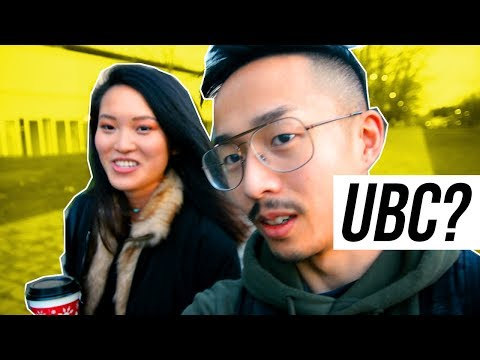 Life in Vancouver as a UBC Student 2018 (University of British Columbia)