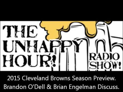 2015 Cleveland Browns Season Preview W/ Brandon O'Dell & Brian Engelman