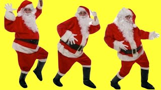 A Ram Sam Sam Song   Dance Kids Songs   Santa Pretend Play with Elves by Miss Emi
