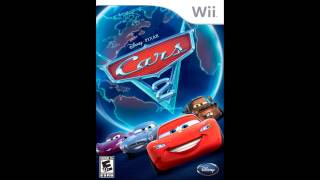 Cars 2 Game Music - Tokyo Spy 2 (Hunter)