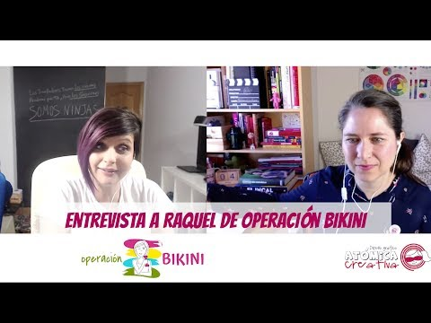 Entrevista a Raquel Domínguez de Operación Bikini