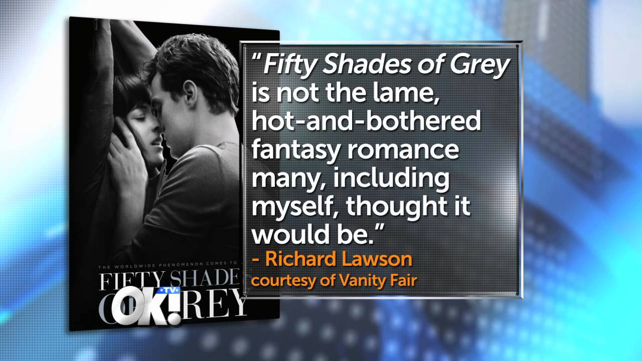 Fifty shades of grey breaks records with mixed reviews youtube