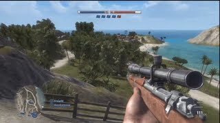 Battlefield 1943 - Conquest -  Guadalcanal (BF 1943 Online Multiplayer Gameplay)