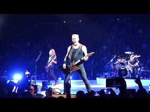 Metallica - O2 Arena London UK 24 October 2017