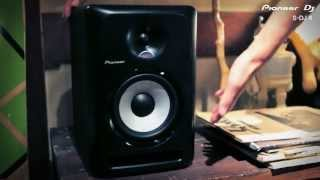Pioneer New Speaker S-DJ X Series