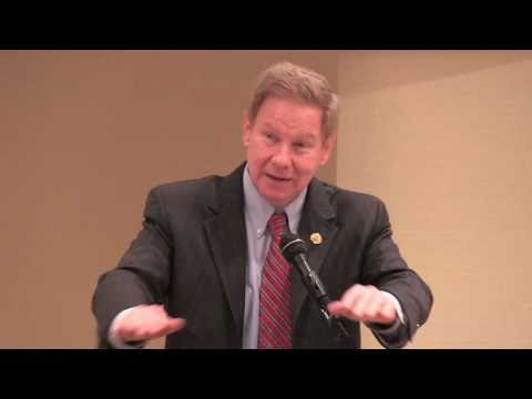 NARFE Legislative Conference 2011-Former Rep. Thomas M. Davis III.mov