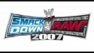Smackdown vs Raw 2007 - Bullet With a Name on it