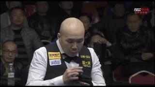 Yang Fan VS Jayson Shaw - Men SF - 2017 Chinese Billiards World Championship