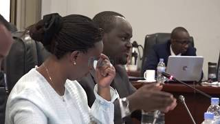 RBC na MINISANTE bitanye bamwana imbere ya PAC