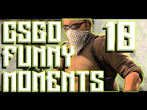 MOOSHY PIES - CSGO FUNNY MOMENTS 10