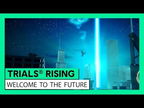 TRIALS® RISING - WELCOME TO THE FUTURE TRAILER