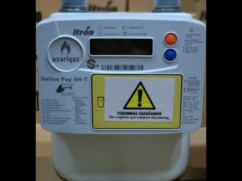 Smart kart saygaclarinin Alarm3.Alarm5.For44.koddan cixarilmasi.Smart tipli qaz sayğacı koda düşdükd