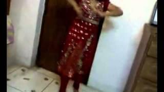 Hot Bengali girl in room