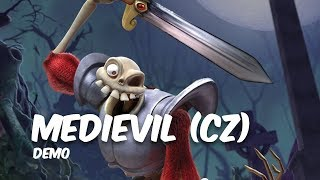 MediEvil - Gameplay Demo [CZ]