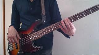 ラックライフ「Lily」(Full Size) ベース bass TVアニメ『文豪ストレイドッグス』第3シーズン ED主題歌