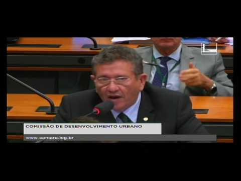 DESENVOLVIMENTO URBANO - Reunião Deliberativa - 09/08/2016 - 10:31