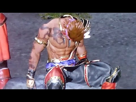 Dynasty Warriors 9 | Gan Ning Death Scene