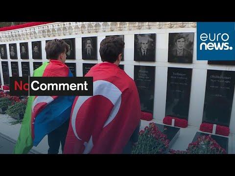 يوم انتفضت أذربيجان ضد حكم السوفيات.. الأذريون يحيون الذكرى ال30 لـ -يناير الأسود-…  - نشر قبل 56 دقيقة