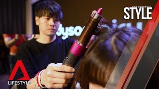 How the Dyson Airwrap styles hair without using heat | CNA Lifestyle
