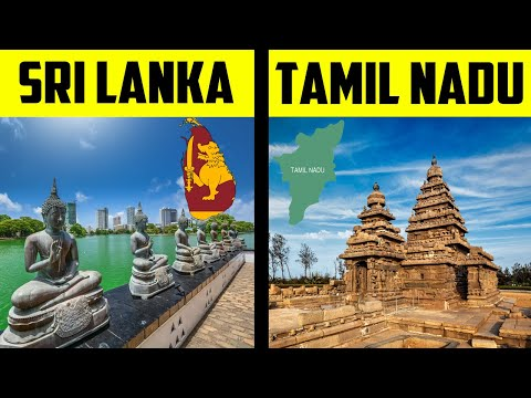 Sri Lanka VS Tamil Nadu | Country VS State comparison Placify 2019
