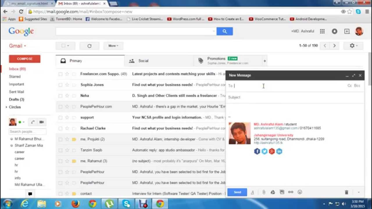 how to get into my gmail account without password