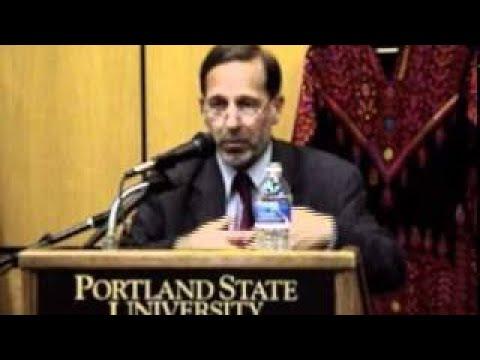 Rashid Khalidi - Palestine: 40 Years of Occupation, 60 Years of Dispossession