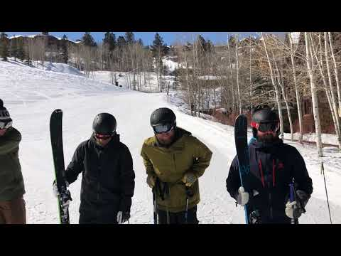 Rossignol Skis Rental Demo At Vail/Beaver Creek With Venture Sports Ski Shop