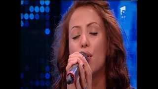 """Nicoleta Nuca - """"Nu sunt"""". Vezi aici cum cântă Ștefania Porceanu, la X Factor!"""