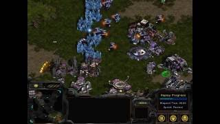 Retarded Units of Starcraft