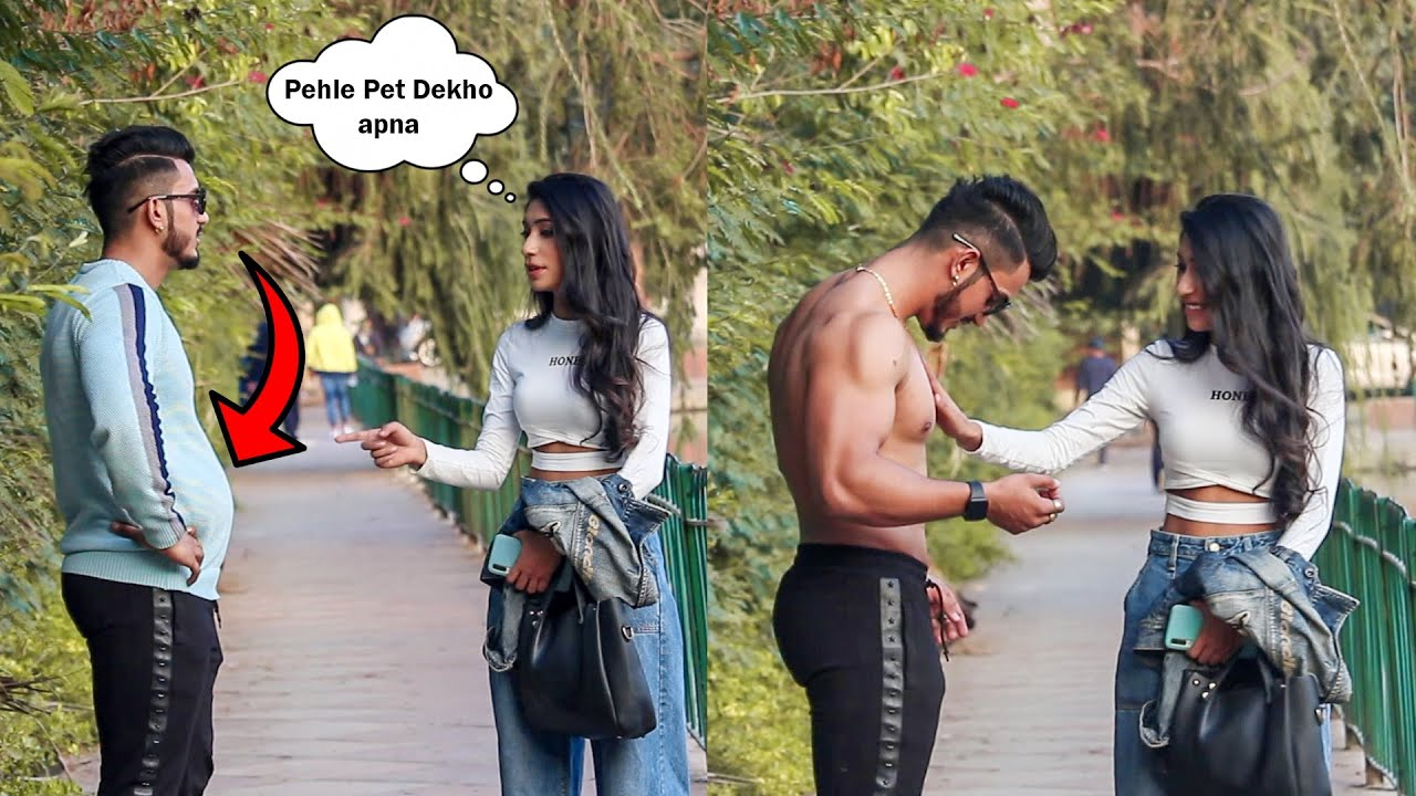 Muscle VS Money💵 :Who Can Get More Girls ? || Sam Khan