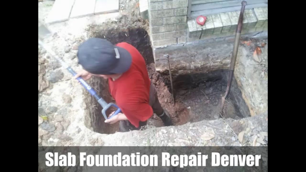 slab foundation repair