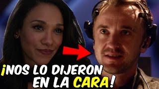 ¡IRIS WEST NO MORIRÁ Y TE EXPLICO POR QUÉ! - The Flash Temporada 3