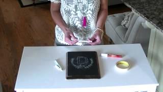 Chalk Transfer Tutorial Video