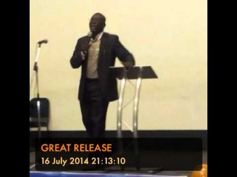 sermon: Great Release by Evangelist Godwin Ojerinde