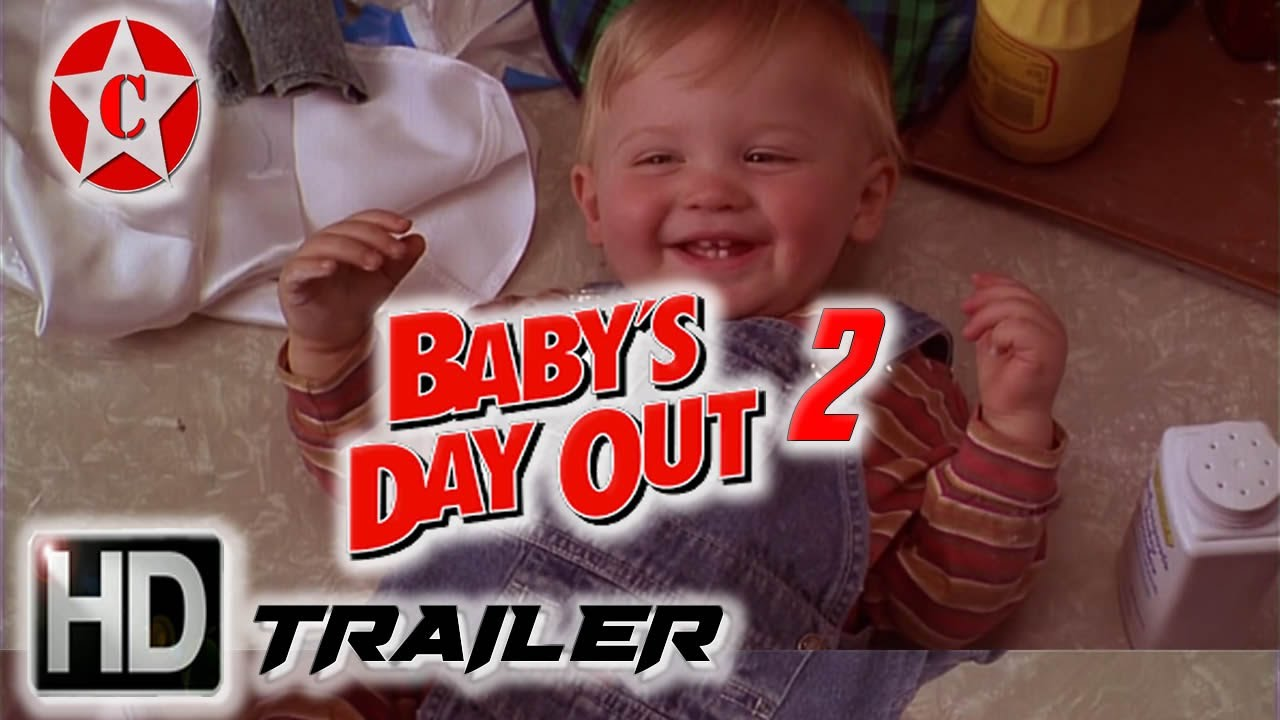 Download Baby's Day Out 2 Coming Back - Official Movie Trailer