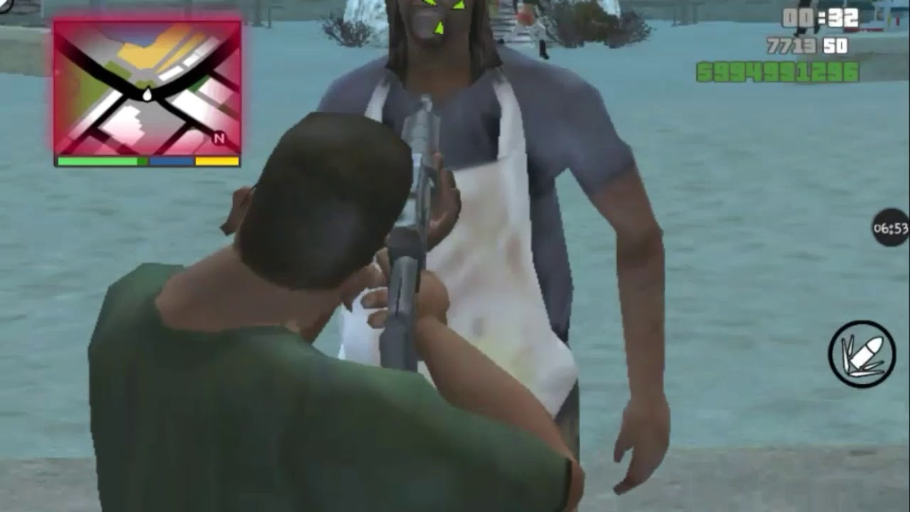 Chaos In Sanandreas Gta Sa Lite Android Gameplay Best Gta Mods Youtube