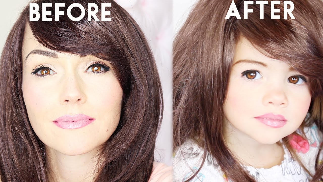 How To Look Younger With Make Up Youtube