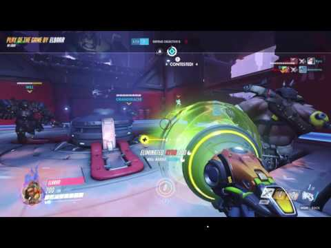 Overwatch's Play of the Game algorithm still needs work...