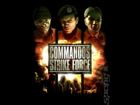 Commandos Strike Force+download Link Gameplay