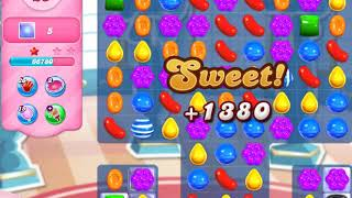 Candy Crush Saga   level 480 no boosters